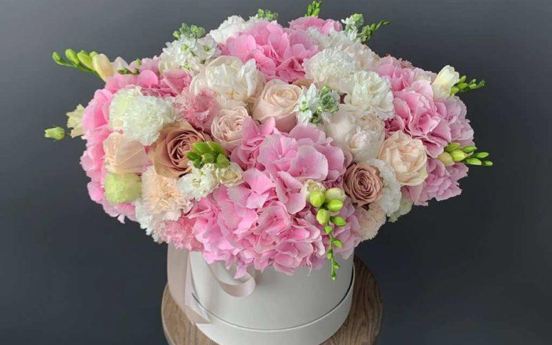 Лучший подарок для любимых – доставка цветов